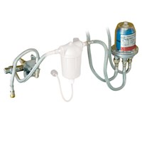 Connection Kit for external Oil Tank for IDS 45 / 80 / 100
