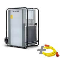 TTK 1500 Commercial Dehumidifier + Professional Extension Cable 20 m / 400 V / 2,5mm²