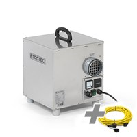TTR 250 Desiccant Dehumidifier + Professional Extension Cable 20m / 230 V / 2,5mm²