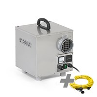 TTR 160 Desiccant Dehumidifier + Professional Extension Cable 20m / 230 V / 2,5mm²