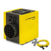 TEH 20 T Electric Heater + Pro Extension Cable 20 m / 230 V / 2,5 mm²