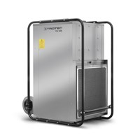 TTK 1500 Commercial Dehumidifier Stainless Steel