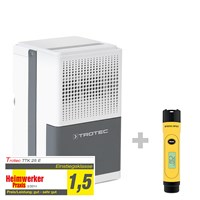 TTK 25 E Dehumidifier + RP05 Infrared Thermometer / Pyrometer