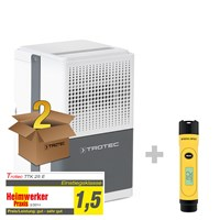 TTK 25 E Dehumidifier Pack of 2 + RP05