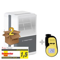 TTK 25 E Dehumidifier Pack of 2 + RP10