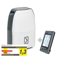 TTK 40 E Dehumidifier + BZ05 Indoor Thermohygrometer