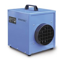TDE 25 Industrial Electric Heater Used Model Class 1