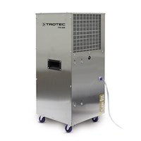 TTK 400 Commercial Dehumidifier Stainless Steel