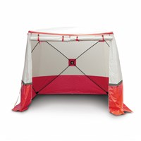 Work Tent 350 KE 350*350*215 in red