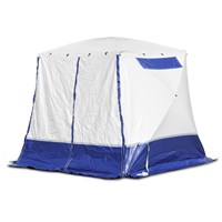 Work Tent 180 K 180*180*200 Cubical in blue