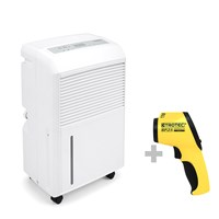 TTK 90 E Dehumidifier + BP25 Pyrometer-Dew Point Scanner