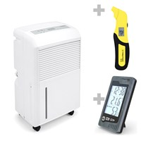 TTK 90 E Dehumidifier + BZ05 + BY10