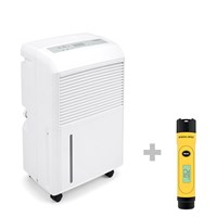 TTK 90 E Dehumidifier + RP05 Infrared Thermometer / Pyrometer