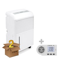 TTK 90 E Dehumidifier Pack of 2 + BX11