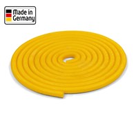 PV-A Hose; 38 mm, thread-strengthened, in yellow , packaging unit: 4 x 15 m (=60m)