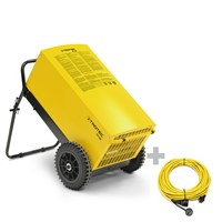 TTK 800 Commercial Dehumidifier + Professional Extension Cable 20 m / 230 V / 2,5mm²