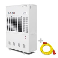 DH 145 S Industrial Dehumidifier + Pro extension cable 20 m / 400 V / 2,5mm²