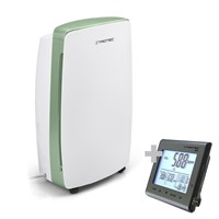 TTK 68 E Design Dehumidifier + BZ25 CO2 Air Quality Monitoring Device