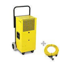 TTK 400 Commercial Dehumidifier + Professional Extension Cable 20 m / 230 V / 2,5mm²