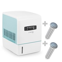 Humidificador e Purificador de Ar - Air Washer AW 20 S + 2 SecoSan Stick 10