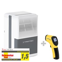 TTK 25 E Dehumidifier + RP15 Infrared Thermometer / Pyrometer