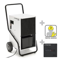 TTK 350 S Commercial Dehumidifier + Operating Hours Counter incl. mounting