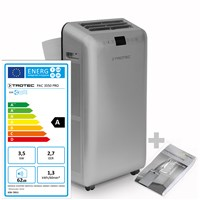 PAC 3550 PRO Local Air Conditioner + AirLock 200