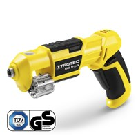 Cordless Screwdriver  PSCS 11-3,6V with bit magazine