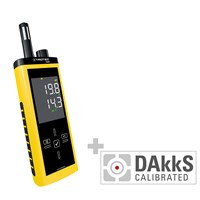 T260 Infrared-Thermohygrometer - Calibrated according to DAkkS D.2102
