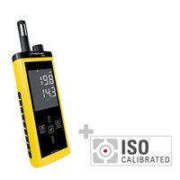 T260 Infrared-Thermohygrometer - Calibrated according to ISO I.2101