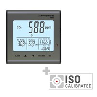BZ25 CO2 Air Quality Monitoring Device - Calibrated according to ISO I.2101