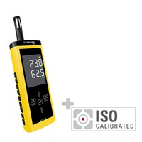 T210 Thermohygrometer Calibrated according to ISO I.2102