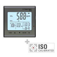 BZ30 CO2 Air Quality Data Logger - Calibrated according to ISO I.2102