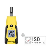 BC06 Thermohygrometer - Calibrated according to ISO I.2302