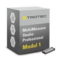 Software MultiMeasure Studio Pro-Module 1 for Leak Detection, and Construction and Mould Diagnostics