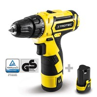 Li-Ion Cordless drill PSCS 10-12V incl. additional battery