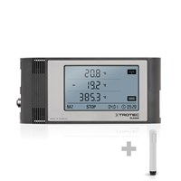 DL200X Professional Data Logger Including External Temperature and Dampness Sensor TS920
