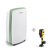 TTK 68 E Design Dehumidifier + BD5A Cross-Line Laser