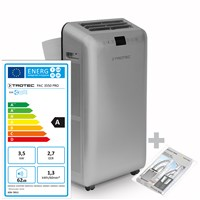 Lokale Airconditioner PAC 3550 PRO + Airlock 1000