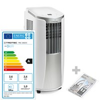 Lokale airconditioner PAC 2610 E + Airlock 1000