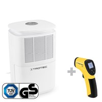 TTK 30 E Dehumidifier + BP15 Infrared Thermometer / Pyrometer