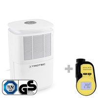 TTK 30 E Dehumidifier + Infrared Thermometer / Pyrometer RP10