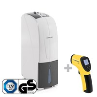 TTK 30 S Dehumidifier + RP15 Infrared Thermometer / Pyrometer
