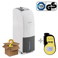 TTK 30 S Dehumidifier Pack of 2 + RP10