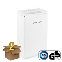 TTK 53 E Dehumidifier 2 Pack