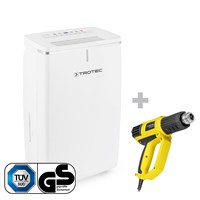 TTK 53 E Dehumidifier + HyStream 2000 Hot Air Gun
