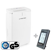 TTK 53 E Dehumidifier + BZ05 Indoor Thermohygrometer
