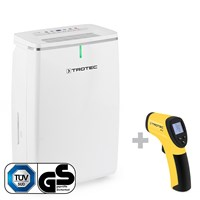 TTK 72 E Dehumidifier + BP15 Infrared Thermometer / Pyrometer