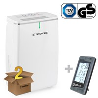 TTK 72 E Dehumidifier Pack of 2 + BZ05