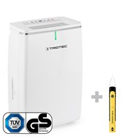 TTK 72 E Dehumidifier + RE15 Voltage Detector